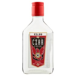Imperial Czar Vodka 20cl