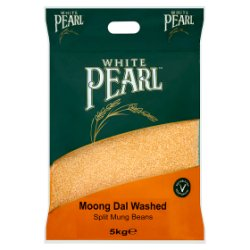White Pearl Moong Dal Washed 5kg
