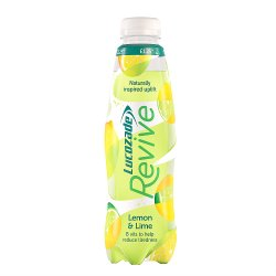 Lucozade Revive Lemon & Lime 380ml £1.25 PMP