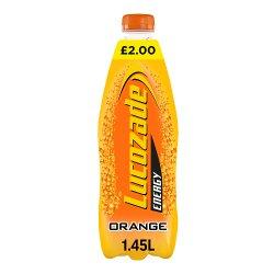 Lucozade Energy Orange 1.45L PMP £2.00