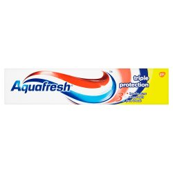 Aquafresh Triple Protection Fluoride Toothpaste 100ml