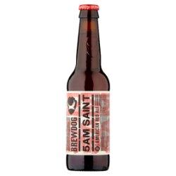 BrewDog 5am Saint American Red Ale 330ml