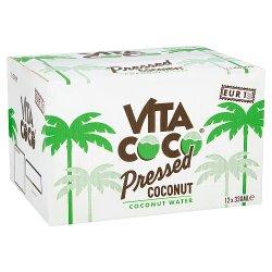 Vita Coco Pressed Coconut Water 12 x 330ml