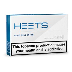 Heets Blue Label 20 Tobacco Sticks