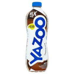 Yazoo Chocolate £1.50