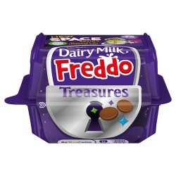 Cadbury Dairy Milk Freddo Treasures Chocolate with Toy 14.4g