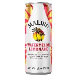 Malibu Watermelon & Lemonade 250ml