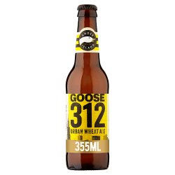 Goose Island 312 Urban Wheat Ale Craft Beer Bottle 355ml