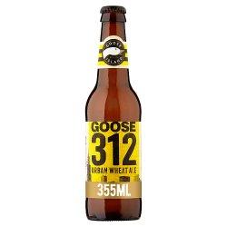 Goose Island 312 Urban Wheat Ale Beer Bottle 355ml
