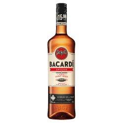 Bacardí Rum Spiced 70cl