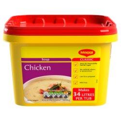 Maggi Classic Chicken Soup 2kg