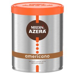Nescafé Azera Americano Barista Style Instant Coffee with Finely Ground Coffee 60g