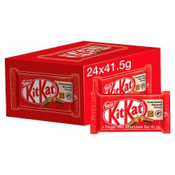 KITKAT 4 Finger Milk Chocolate Bar 41.5g