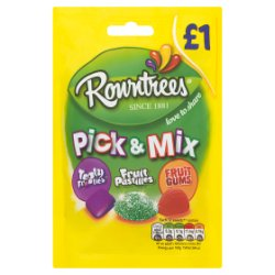 ROWNTREE'S Pick & Mix Pouch 120g