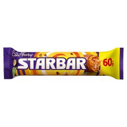 Cadbury Starbar Chocolate Bar 60p 49g