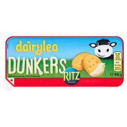 Dairylea Dunkers Cheese Dip with Ritz 46g