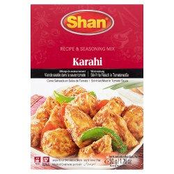 Shan Karahi Recipe & Seasoning Mix 50g