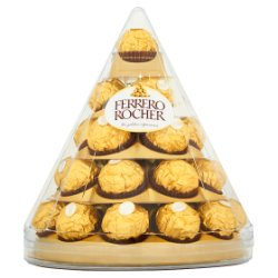 Ferrero Rocher Christmas Gift Box of Chocolate 28 Pieces (350g)