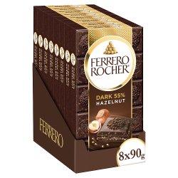 Ferrero Rocher Dark 90g Tablet