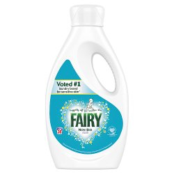 Fairy Non Bio Washing Liquid for Sensitive Skin 1.33L 38 Washes