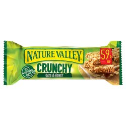 Nature Valley Crunchy Oats & Honey Bars 42g