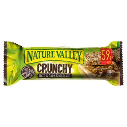 Nature Valley Crunchy Oats & Dark Chocolate Bars 42g