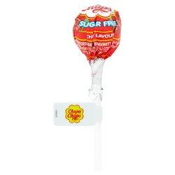 Chupa Chups Sugar Free Assorted Flavour Lollipops - 11g x 50 Display