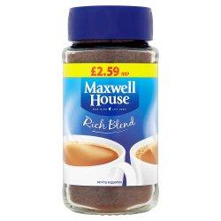 Maxwell House Rich Blend 100g