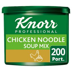 Knorr Professional Chicken Noodle Soup 200 Port