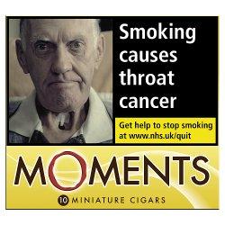 Moments Original 10 Cigars