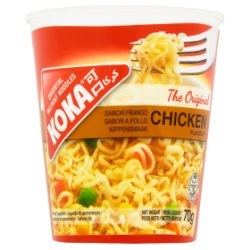 Koka Oriental Instant Noodles The Original Chicken Flavour 70g