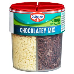 Dr. Oetker Chocolatey Sprinkles Mix 76g