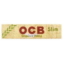 OCB Slim Organic Hemp 32 Leaves
