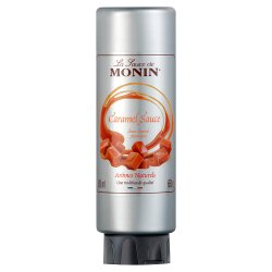 Monin Caramel Flavoured Sauce 500ml