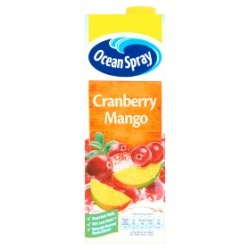 Ocean Spray Cranberry Mango 1 Litre