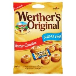 Werther's Original Sugar Free Butter Candies 80g