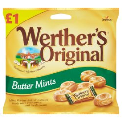 Werther's Original Butter Mints 110g