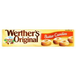 Werther's Original Butter Candies 50g