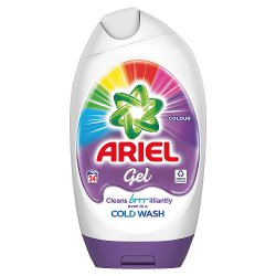Ariel Washing Gel Colour & Style 888ml 24 Washes
