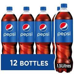 Pepsi Cola 12 x 1.5L