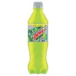 Mountain Dew Citrus Sugar Free 12 x 500ml