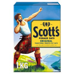 Scott's Original Porage Oats 1kg