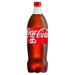 Coca-Cola 1.25L PMP £1.29