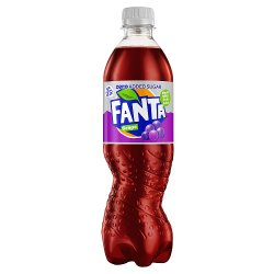 Fanta Grape Zero 500ml PM £1.15 or 2 for £2.20