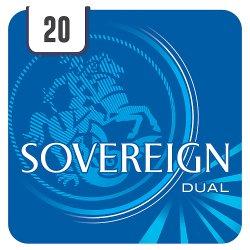 Sovereign Dual 20 Cigarettes