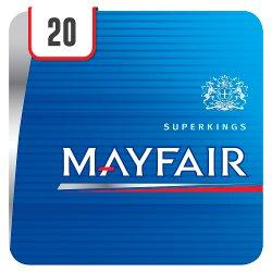 Mayfair Superkings 20 Cigarettes