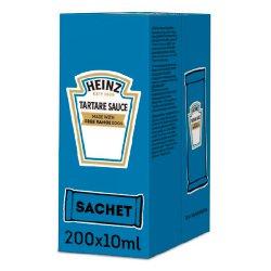 Heinz Tartare Sauce 200 x 10g