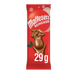 Maltesers Reindeer Chocolate Christmas Treat 29g