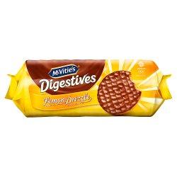 McVitie's Digestives Lemon Drizzle Flavour 243g
