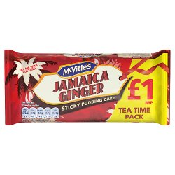 Mcvities Jamaica Ginger £1.00